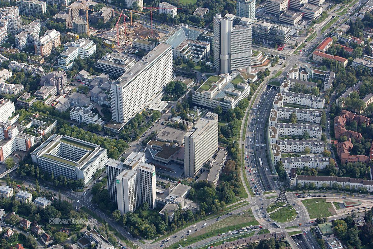 Oliver Betz   Fliegen / Luftbilder München